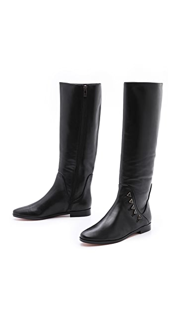 House of Harlow 1960 Billy Flat Boots