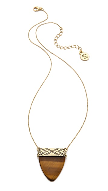 House of Harlow 1960 Interlude Necklace