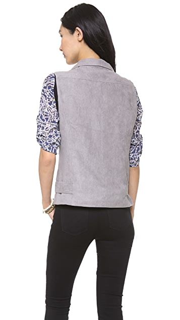 House of Harlow 1960 Stevle Vest