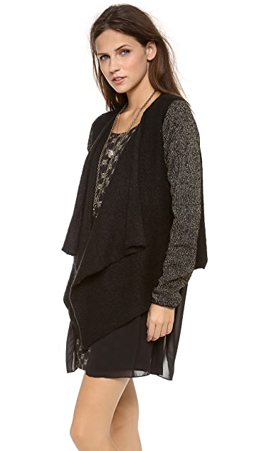 House of Harlow 1960 Celine Cardigan