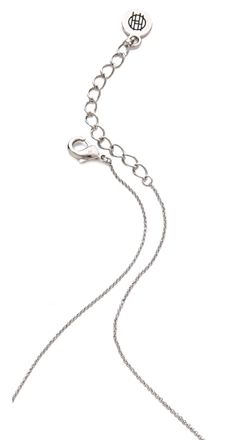 House of Harlow 1960 Sparkling Pendant Necklace
