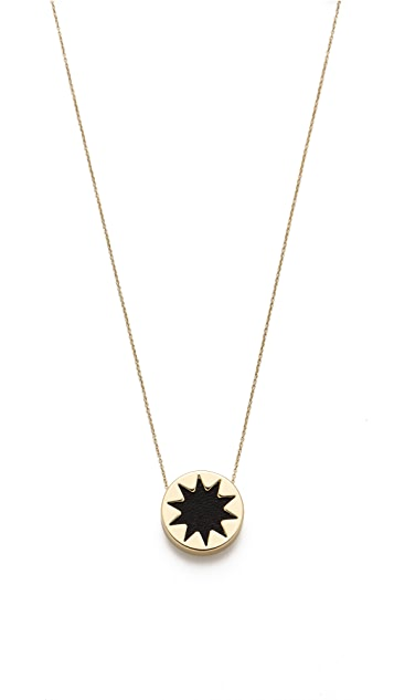 House of Harlow 1960 Mini Sunburst Necklace
