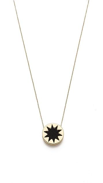 House of Harlow 1960 Mini Sunburst Necklace