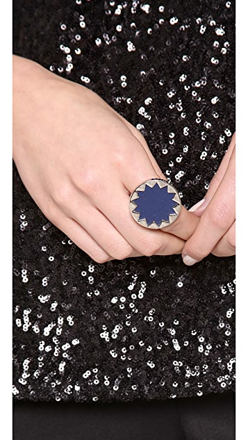 House of Harlow 1960 Mini Sunburst Ring