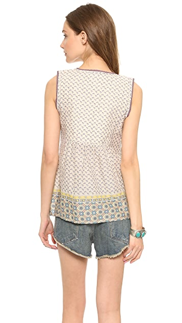 House of Harlow 1960 Noa Top