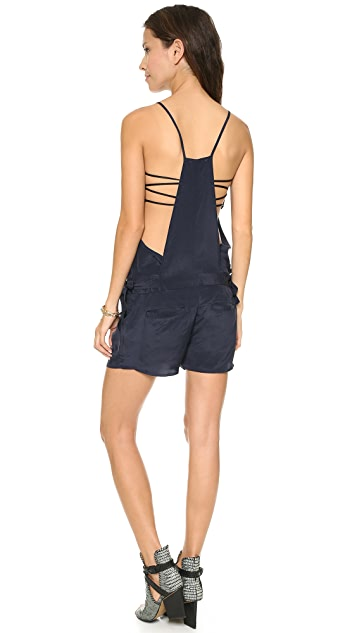 House of Harlow 1960 Abbey Short Overall