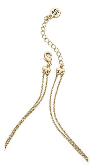 House of Harlow 1960 The Temple Necklace