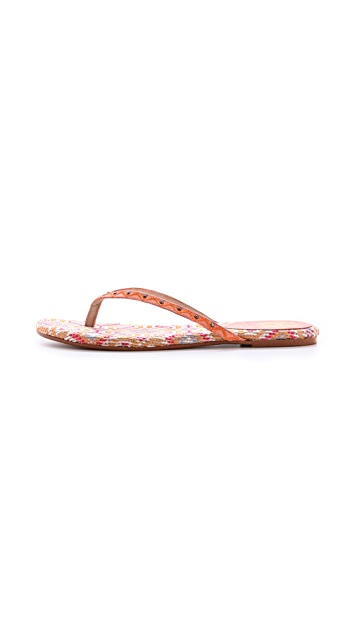 House of Harlow 1960 Carter Flip Flops