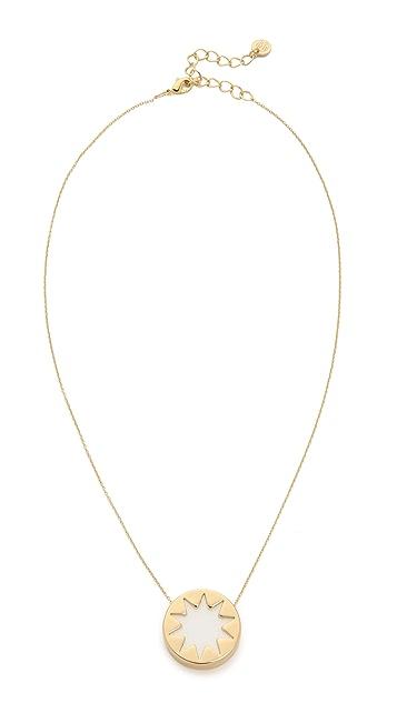 House of Harlow 1960 Mini Sunburst Pendant Necklace