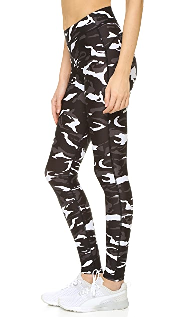 hpe Camo Leggings