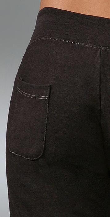MONROW 3/4 Vintage Sweatpants
