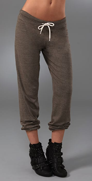MONROW 复古运动裤