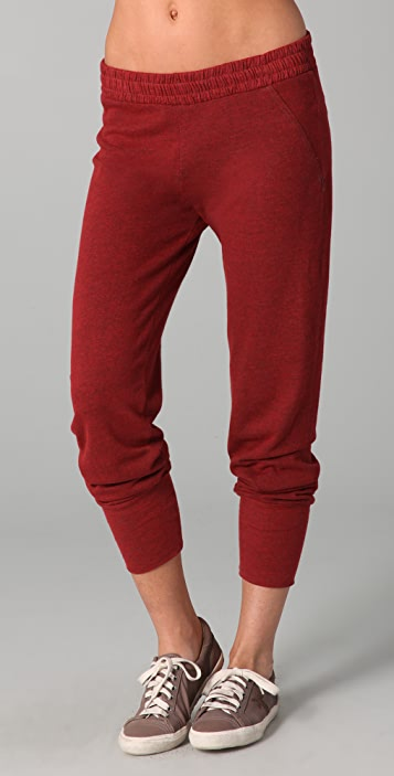 MONROW Skinny Cuff Sweatpants