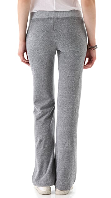 MONROW Fleece Yoga Pants