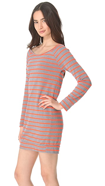 MONROW French Stripe Dress