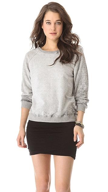 fa841dab14c MONROW Vintage Sweatshirt