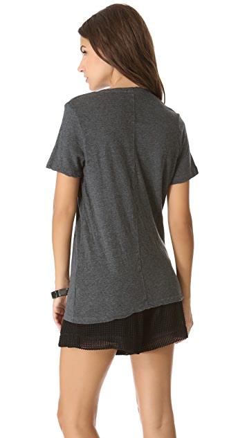 MONROW Pocket Tee