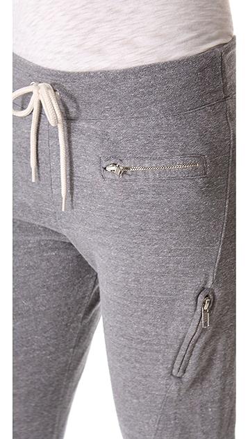 MONROW Zipper Sweats