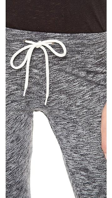 MONROW Cuff Sweatpants