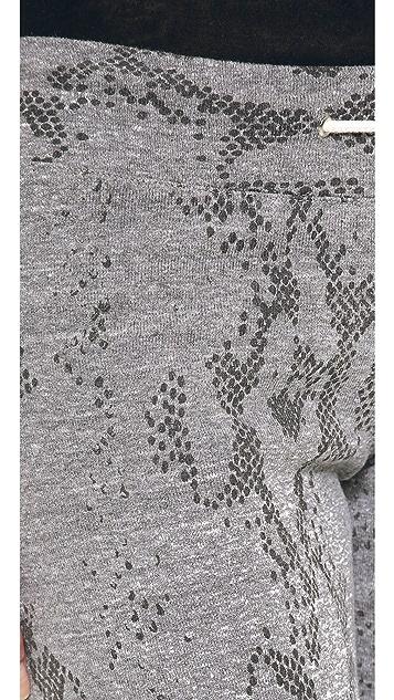 MONROW Snake Vintage Sweats