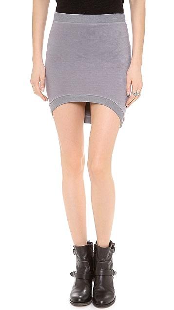 MONROW Curve Skirt