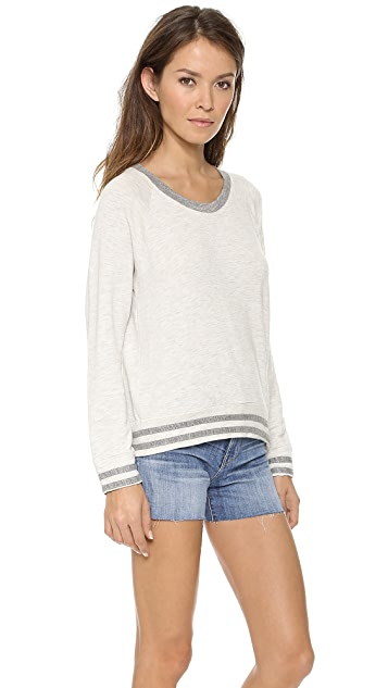 MONROW Athletic Sweatshirt