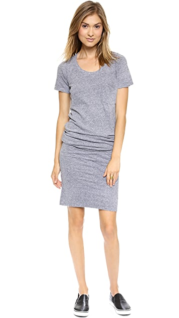 MONROW Pocket T Dress