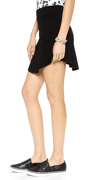 MONROW Flare Skirt