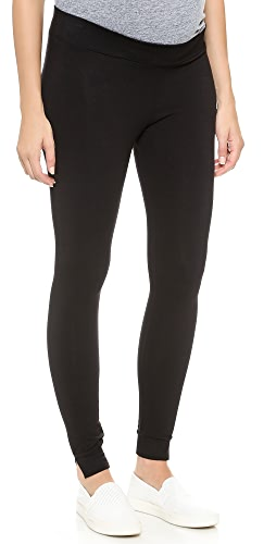 MONROW - Maternity Yoga Leggings