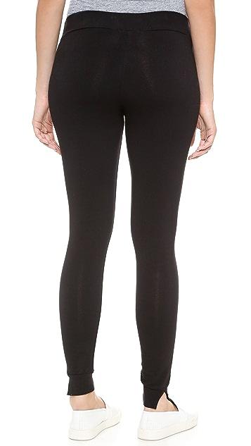 MONROW 孕妇装瑜伽贴腿裤