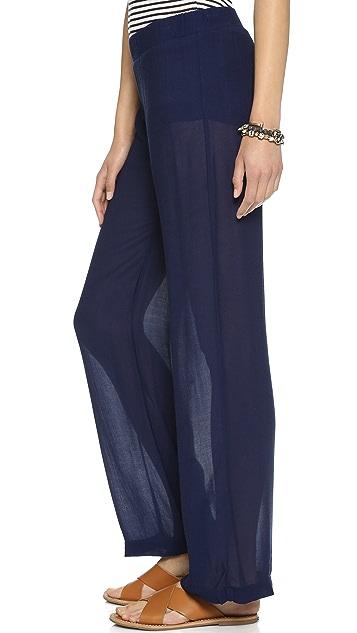 MONROW Chiffon Pants