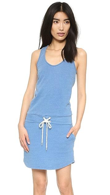 MONROW Super Fade Tennis Dress