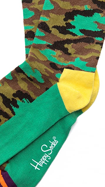 HS Camouflage Socks