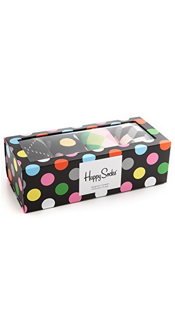 HS Happy Socks x East Dane Exclusive Box Set