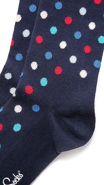 HS Dot Socks