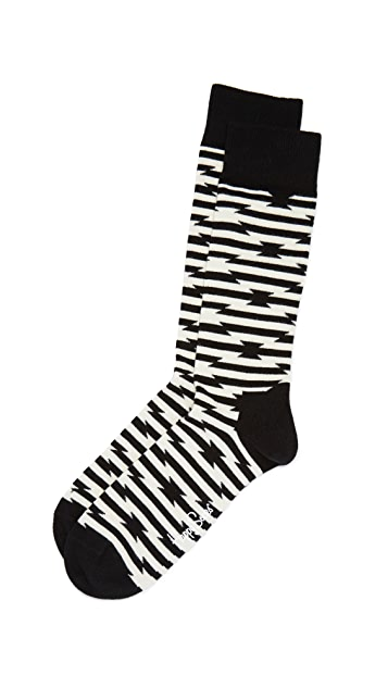 HS Barb Wire Socks