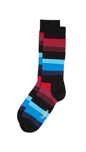 HS Stripe Socks