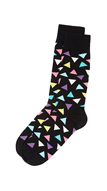 HS Triangle Socks