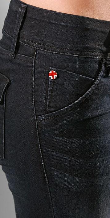 Hudson Signature Pocket Jean Leggings