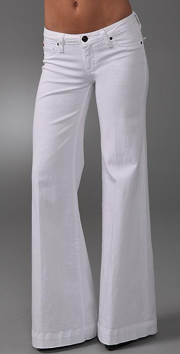 9156a00f65ad Hudson Wide Leg Jeans
