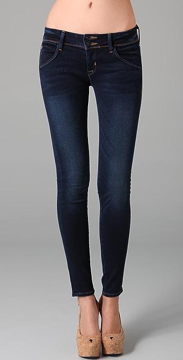 bd8b9088e64 Hudson Collin Flap Pocket Skinny Jeans | SHOPBOP