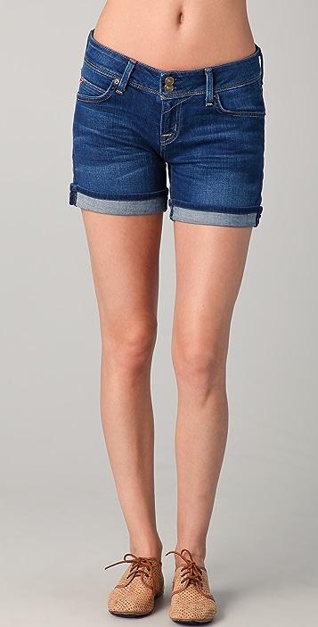 3f4a953264c Hudson Croxley Mid-Thigh Shorts   SHOPBOP