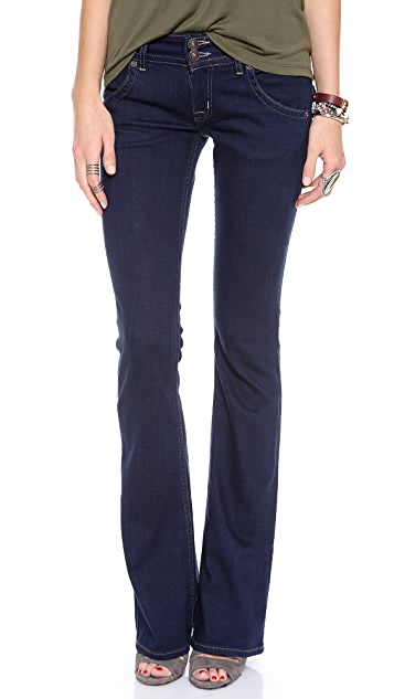 Hudson Signature Boot Cut Jean