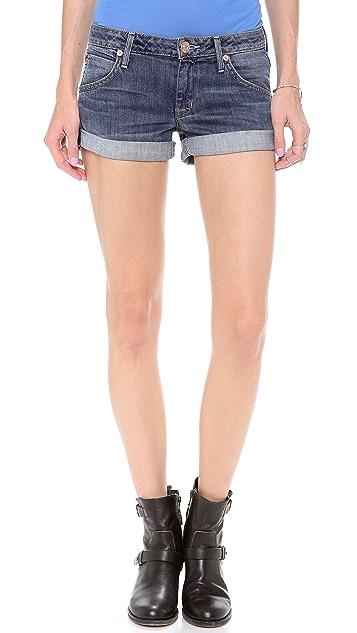 Hudson Hampton Cuffed Shorts