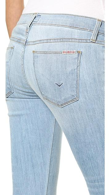 Hudson Krista Super Skinny Cropped Jeans