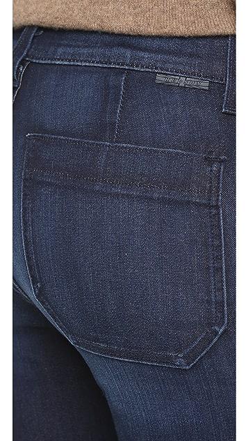 Hudson Taylor High Waist Flare Jeans