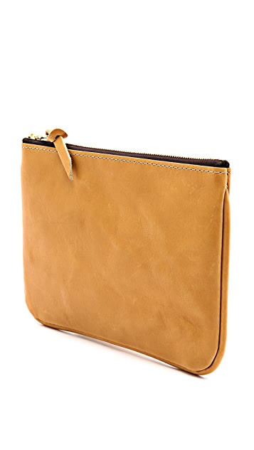 J.W. Hulme Co. Medium Flat Pouch