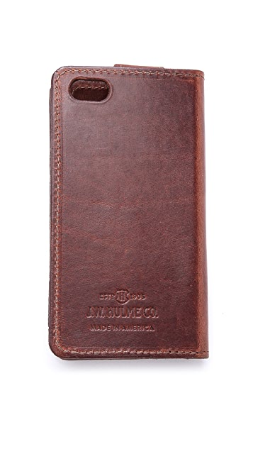 J.W. Hulme Co. iPhone 5 Wallet