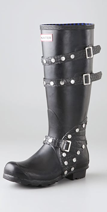 Hunter Boots Festival Tall Boots