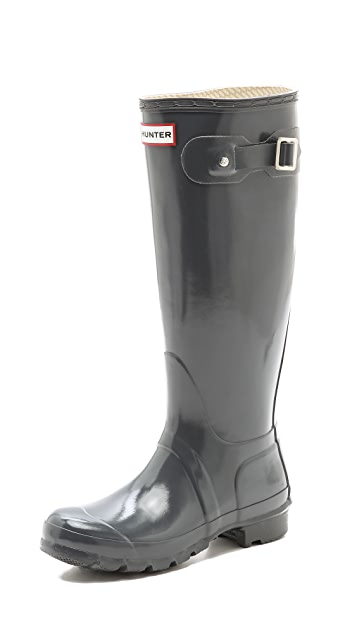 Hunter Boots Hunter Original Gloss Rain Boots